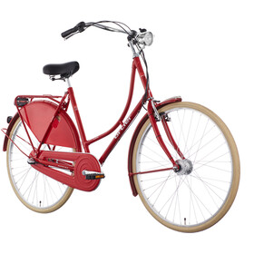 Ortler Van Dyck City Bike red
